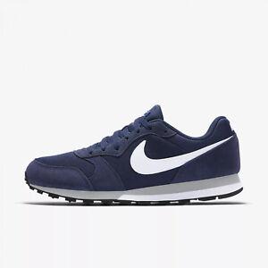 Nike MD Runner 2 Herren US 8.5 blau Turnschuhe EU 42 4555