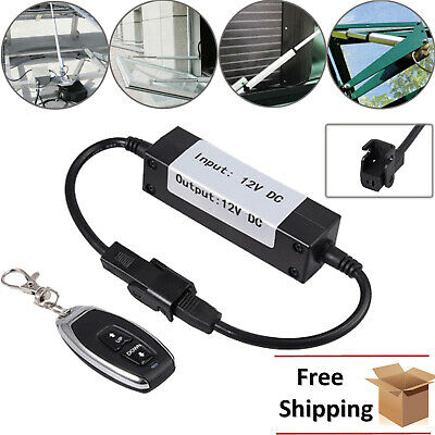 Dc Electric Motor Linear Actuator Controller Wireless Remote Control Auto Lift