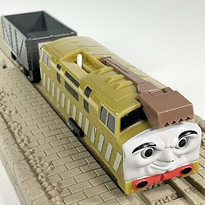 2006 Thomas & Friends TrackMaster Motorized Railway Diesel 10 Troublesome Truck