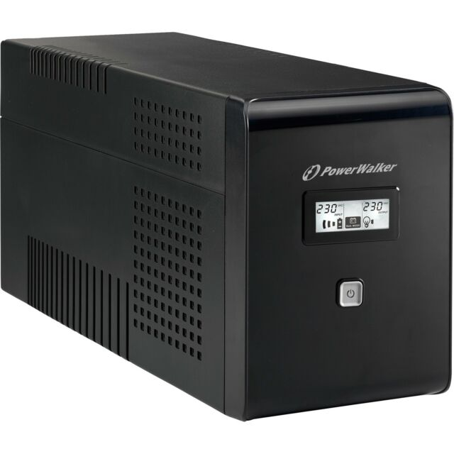 BlueWalker PowerWalker VI 2000 LCD, USV, schwarz