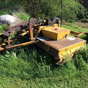 "Woods 72"" trailing bush cutter"