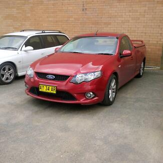2008 Ford Falcon Ute Moss Vale Bowral Area Preview