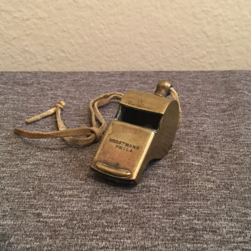 Horstmann Whistle Vintage
