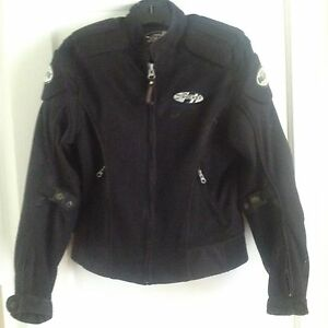 Motorcycle jacket and pants-ladies