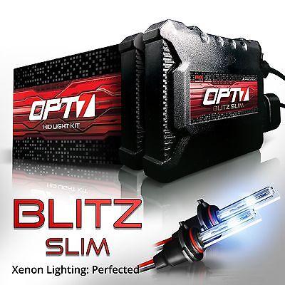 OPT7 35w Slim HID Kit   9006 9007 H1 H4 H7 H10 H11 H13 All Colors Xenon Light