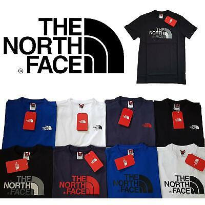 The North Face Mens T shirt Short Sleeve Crew Neck Size S M L XL 2XL 2 Styles