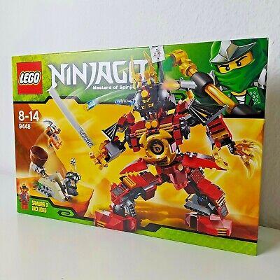LEGO Ninjago 9448 Samurai X Mech Roboter - Snike Bytar Nya Fire...