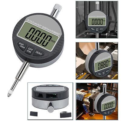 0-0.5 Lcd Dti Digital Dial Indicator Probe Test Gauge 0.0010.00005 4digits