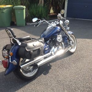 2010 yamaha 650 xvs classic Thagoona Ipswich City Preview