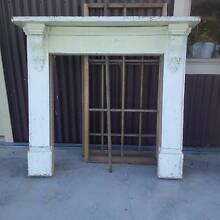 antique fireplace surrounds mantle piece job lot Armidale City Preview