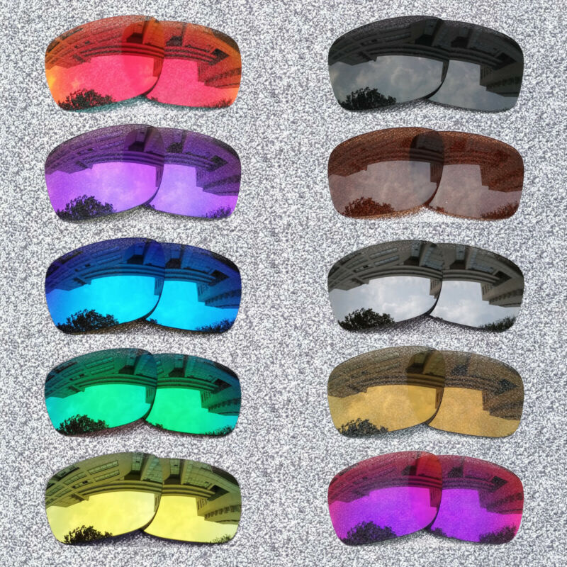 ExpressReplacement Polarized Lenses For-Oakley Fuel Cell Sunglasses OO9096