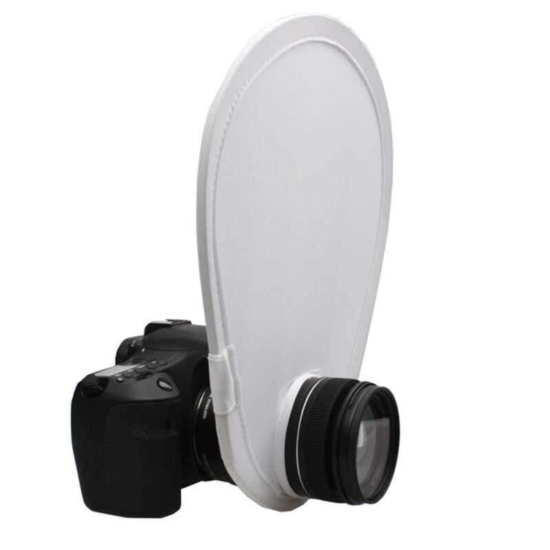 Collapsible Flash Speedlite Diffuser Reflector Soft Light Studio for DSLR Camera