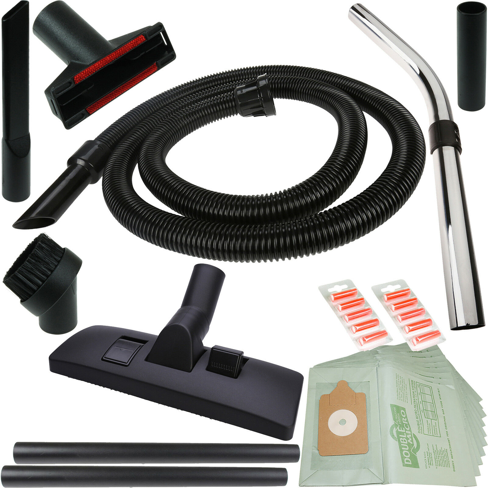 32mm Vacuum Cleaner Brush Tool Adaptor Kit For Numatic Henry Hetty George Hoover