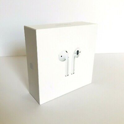 Apple AirPods With Charging Case BOX ONLY MMEF2AM/A Model A1523