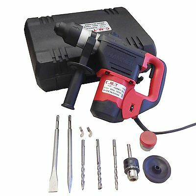 Verable Speed 1 12 Sds Electric Hammer Drill