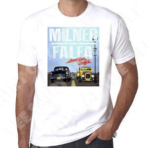 Milner Vs Falfa 39 55 Chevy Vs Deuce Coupe American Graffiti
