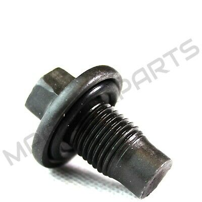 New Engine Oil Sump Plug M14 x 1.5 Ford Focus Mazda Volvo 13mm Spanner 22mm long