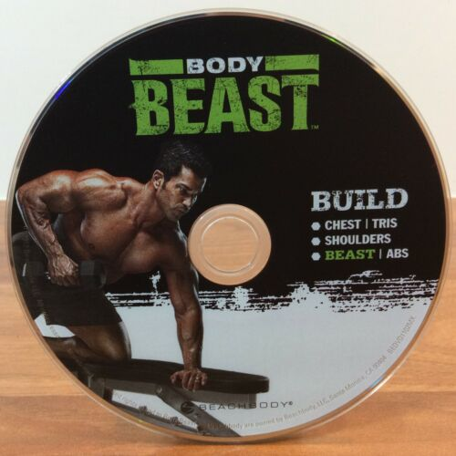 Body Beast |  Replacement Discs DVD | You Pick | Many Choices | MINT | Beachbody