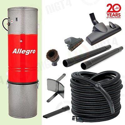 NEW!! Allegro Central Vacuum System 30