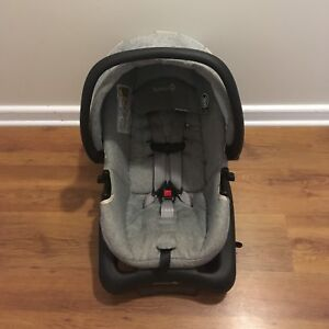 Safety First Car Seat with base!