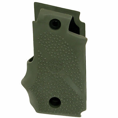 Hogue Sig Sauer P238 Rubber Grip With Finger Grooves-OD Green-38001 for sale  Knoxville
