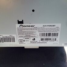 Pioneer in car DVD player Gladstone Gladstone City Preview