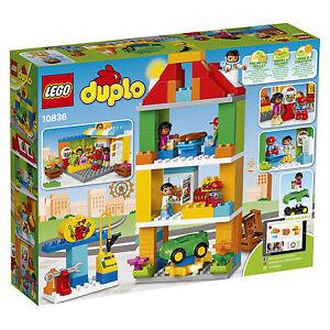 Neu LEGO 10836 DUPLO: Stadtviertel 6623059