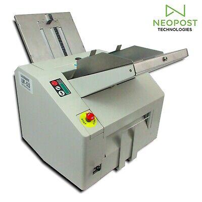 Neopost Lasermate Lm-5.5 Pressure Sealer And Folder System