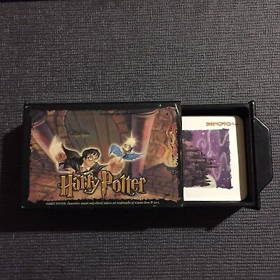 Usado, HARRY POTTER • ⚡️ Box carte da Poker che spariscono - Wizards Da Collezione 2001 comprar usado  Enviando para Brazil