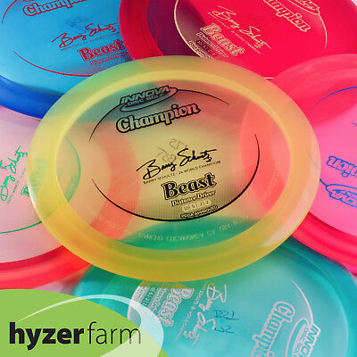 Innova CHAMPION BEAST *choose your weight and color* Hyzer Farm disc golf driver ()