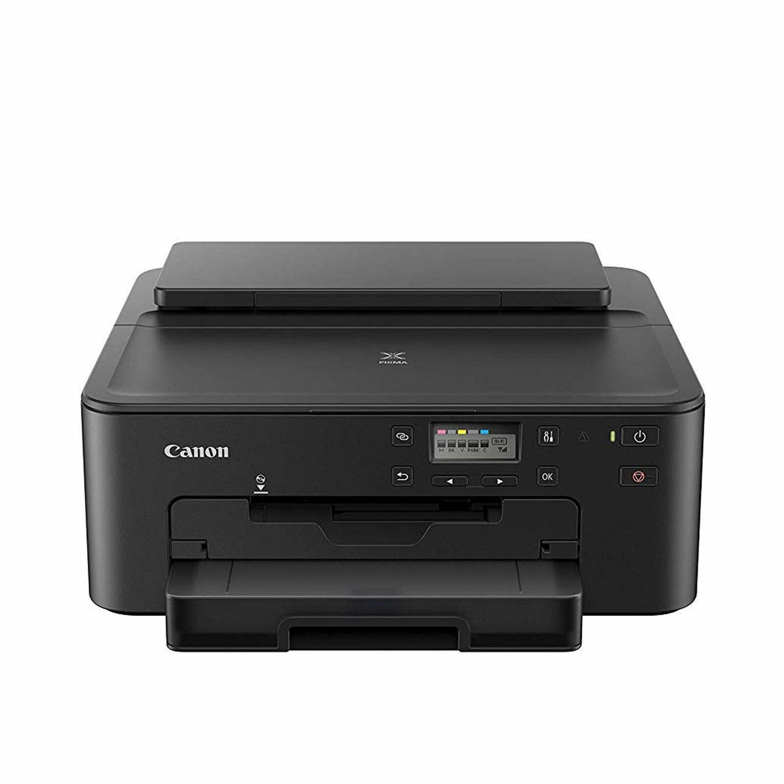 Canon Pixma TS 705 schwarz Tintenstrahldrucker WLAN Bluetooth