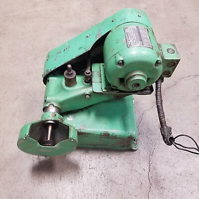 Dumore 77-022 Tool Post Grinder W 7n-202 Grinder Spindle. - Used
