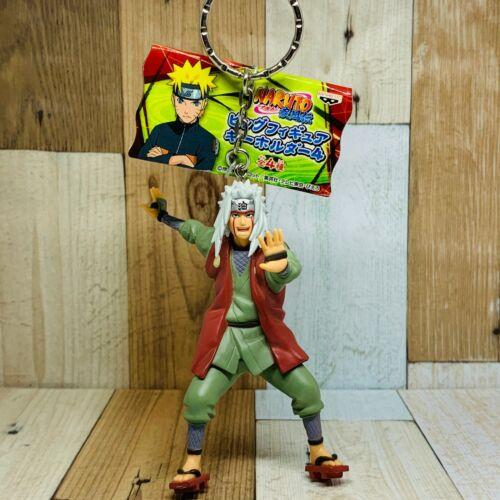 Banpresto 2010 Naruto Shippuden Big Figure Keychain Vol.4 Jiraiya