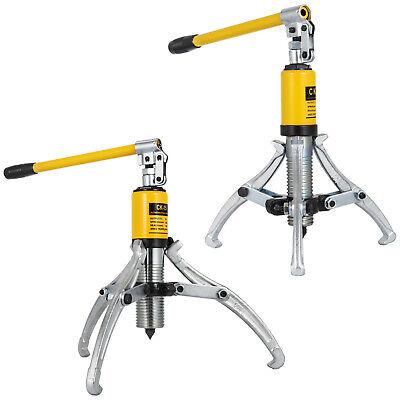 5/15 Ton Hydraulic Gear/Bearing/Wheel Bearing Puller Separator 3 Jaws USA