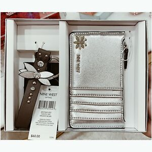 Nine West Dragonfly Box Set in Metallic - Brand New in Box