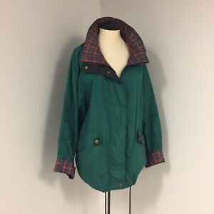 Mulberry reversible jacket