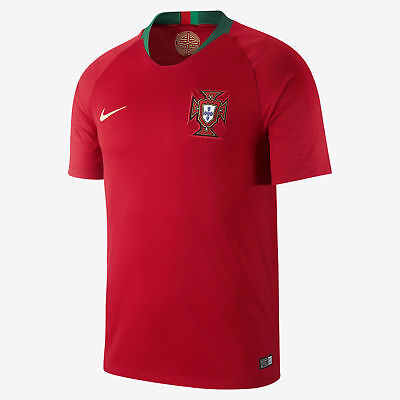 29c1ed9aa Nike Men s 2018 Portugal WC Home Stadium Jersey Gym Red 893877 687 SZ S