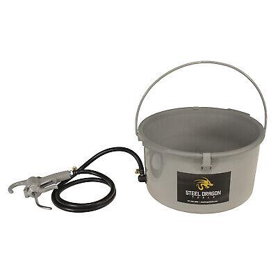 Steel Dragon Tools 418 Oiler Oil Bucket For Ridgid 10883 300 535 700 12r