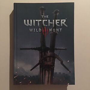 The Witcher 3 : Collectors Edition Strategy Guide + Artbook Albert Park Port Phillip Preview