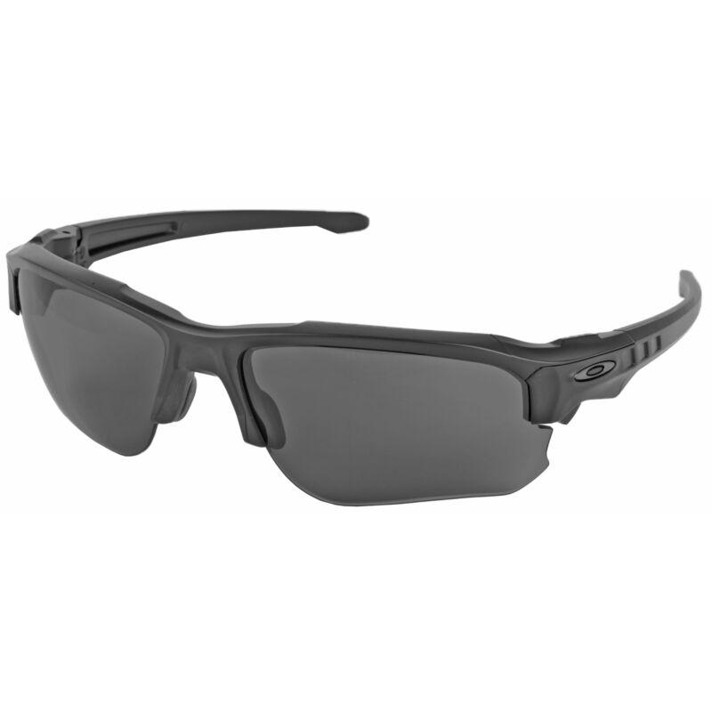 Oakley SI Speed Jacket - Matte Black, Gray Polarized Lenses (OO9228-0267)