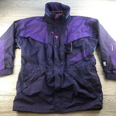Helly Hansen Equipe Multi Color SKI SNOWBOARD Winter Tech Jacket Coat - Size XL