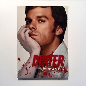 Dexter DVD The First Season  Pre Owned