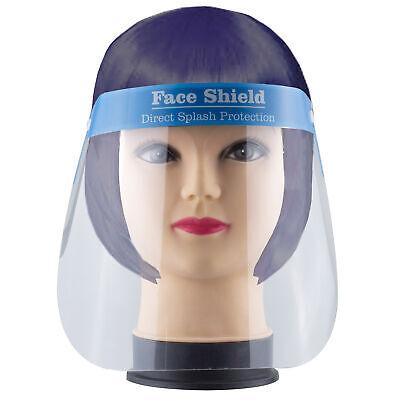 Gesichtsschutzschild Schutzvisier Visier Augenschutz Gesichtsschutz Schutzschild