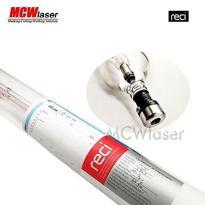 Reci Co2 Laser Tube 75w 80w 100w 130w 150w  W1 W2 W4 W6 W8 Express Us Ship