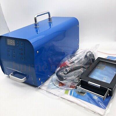 Digital Display Photosensitive Flash Stamp Machine 220v Making Seal Stamping