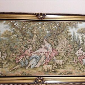 MOVING SALE! Woven Italian picture