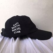 anti social social club cap Haymarket Inner Sydney Preview