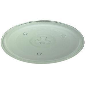 Universal Microwave Plate 270mm Glass Turntable Dish Sharp Panasonic Daewoo