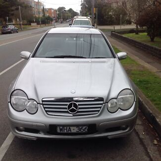 Mercedes Benz 180 Kompresser sports St Kilda Port Phillip Preview