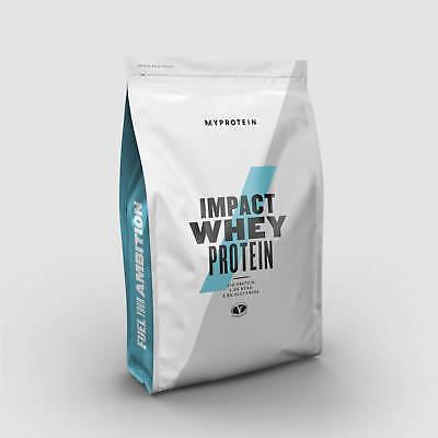 (15,04€/1kg) Myprotein Impact Whey Protein (2500g) - wählbarer Geschmack